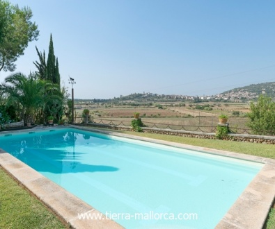 Another attraction is the pond in the lovingly landscaped garden.  This offer is completed by terraces, a workshop, a bodega, automatic irrigation and much more.